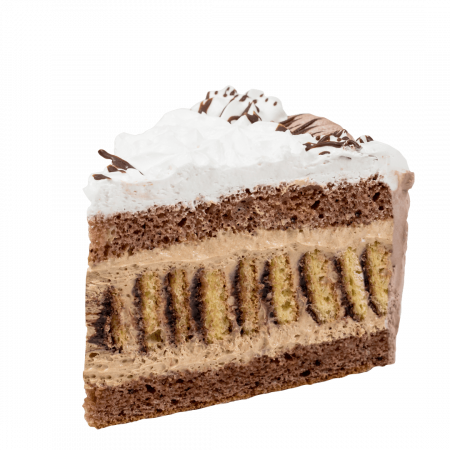 Торт Кардинал кусочек