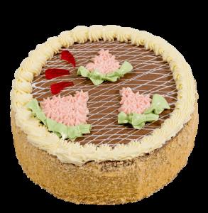 Торт Киевский с фундуком