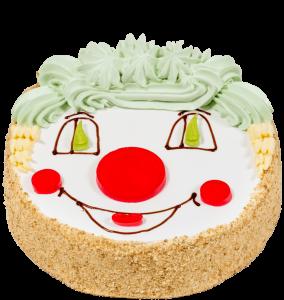 Торт Клоун