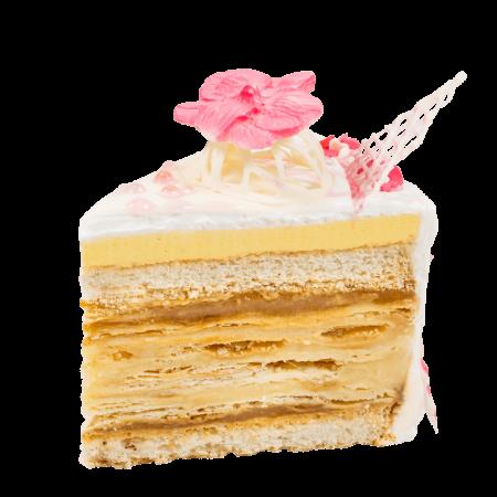 Торт Кристалекс кусочек