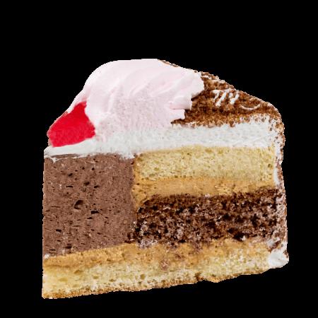 Торт Лилиан кусочек