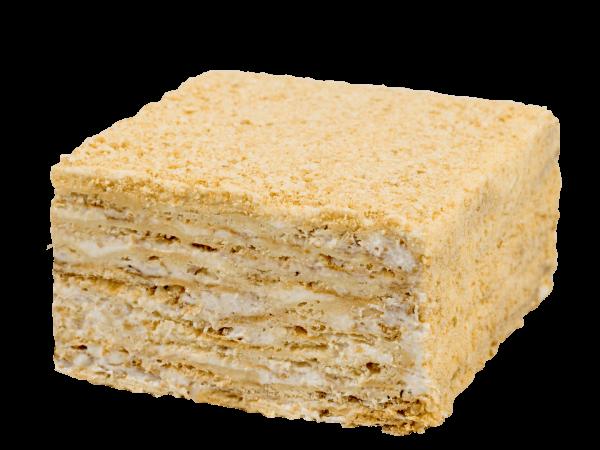 Торт Наполеон весовой кусочек