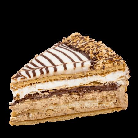 Торт Паоло кусочек