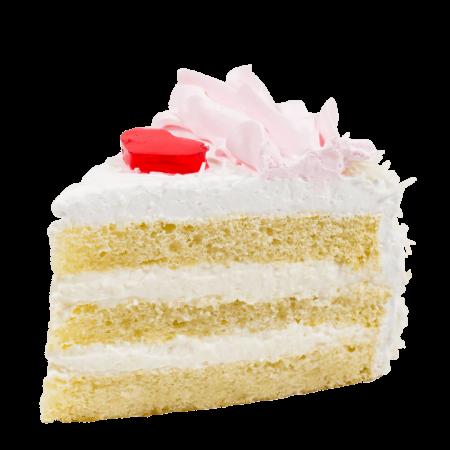 Торт Рафаэллочка кусочек