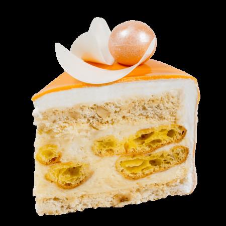 Торт Рапсодия кусочек