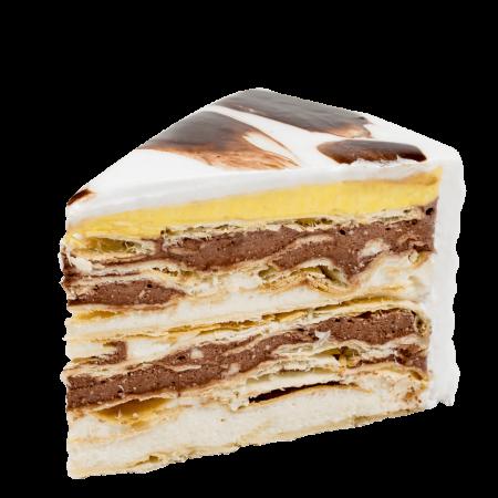 Торт Ришелье кусочек