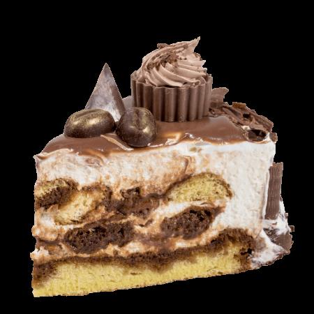 Торт Тирамиссу кусочек