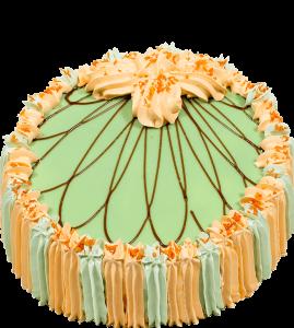 Торт Тропикано 2