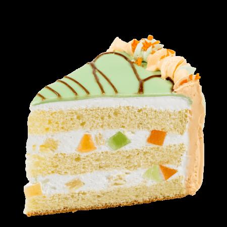 Торт Тропикано кусочек